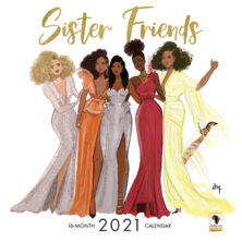 WC201 Sister Friends $17.95